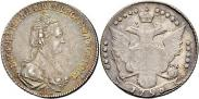 Монета 20 копеек 1795 года, , Серебро