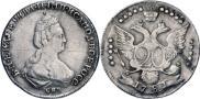 Монета 20 копеек 1785 года, , Серебро