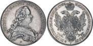 Монета Талер 1753 года, Альбертусталер, Серебро