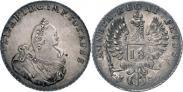 Монета 18 грошей 1761 года, , Серебро