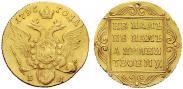 Монета 1 червонец 1796 года, , Золото