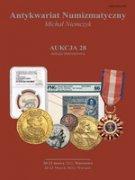 Antykwariat Numizmatyczny - Michal Niemczyk, каталог лотов, результаты торгов