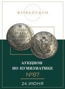 Киселев & Co, каталог лотов, результаты торгов