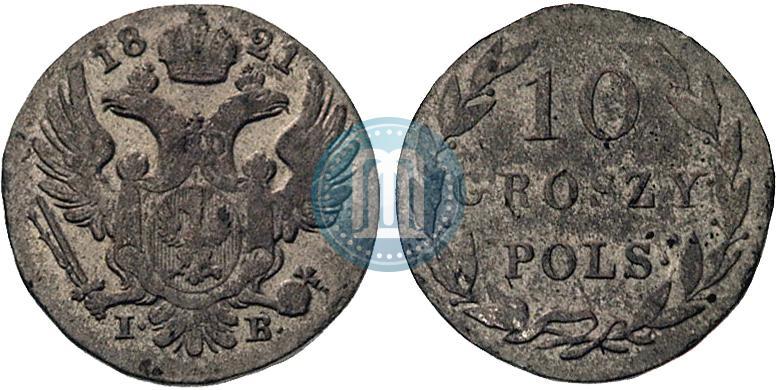10 groszy 2004 стоимость впас
