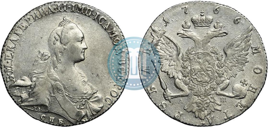 1 рубль 1766 года стоимость 3 коп 1977 года цена