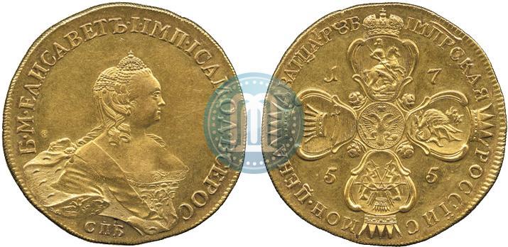 стоимость 10 злотых 1988