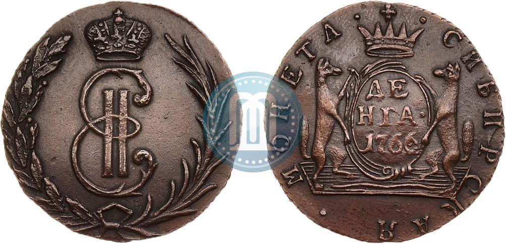 Денга 1766 года цена стоимость коллекции юбилейных монет