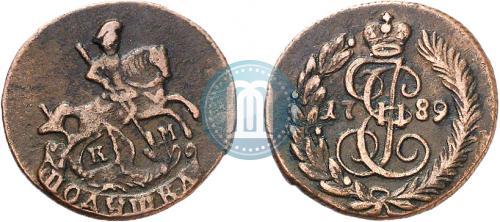 Полушка 1789 года