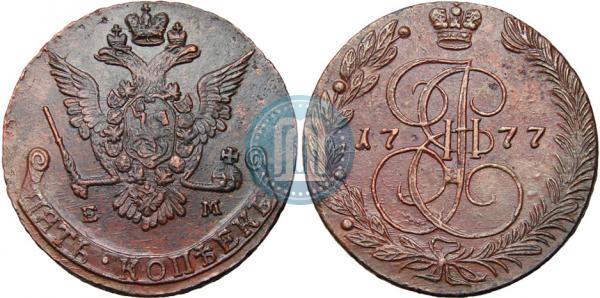 Орел 1770-1777