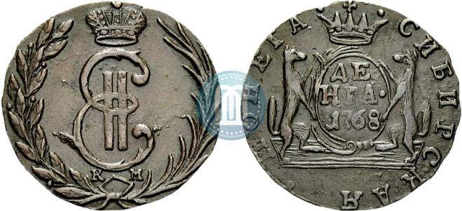 Денга 1768 года