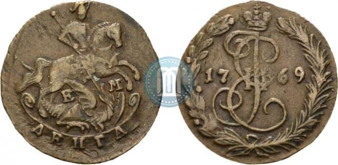 Денга 1769 года