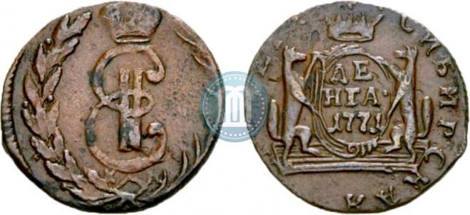 Денга 1771 года