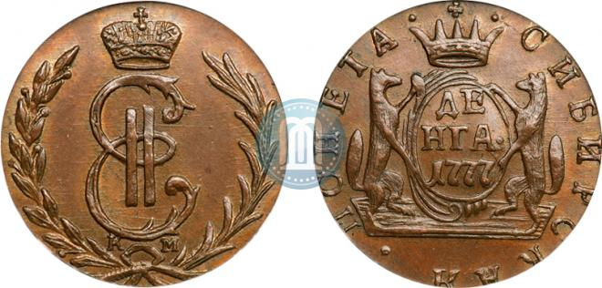 Денга 1777 года