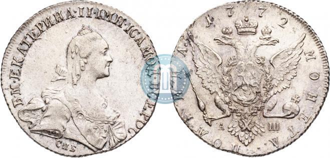 Poltina 1772 year