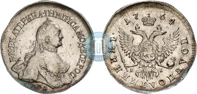 Polupoltinnik 1764 year